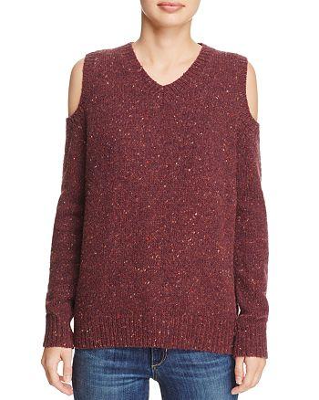 Rebecca Minkoff - Page Cold-Shoulder Sweater