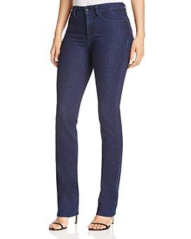 NYDJ - Marilyn Straight Leg Jeans in Rinse