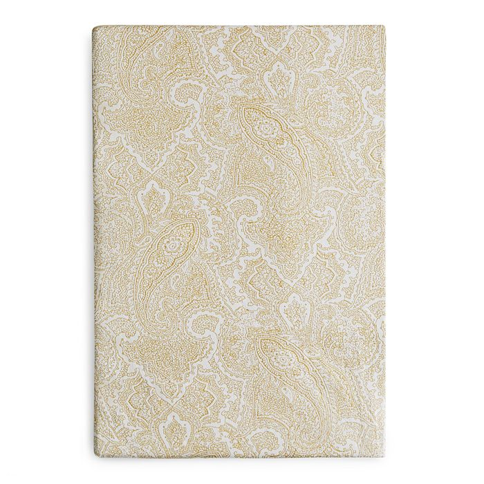 Anne de Solene - Paisley King Fitted Sheet