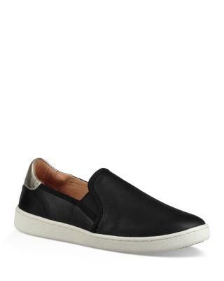 UGG® Cas Slip-On Sneakers | Bloomingdale's