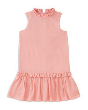kate spade new york Girls' Ruffle-Collar Dress - Little Kid
