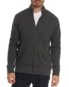 Robert Graham Oneonta Front-Zip Cotton Sweater - 100% Exclusive - Bloomingdale's_0