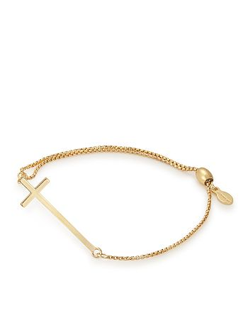 Alex and Ani - Cross Bracelet