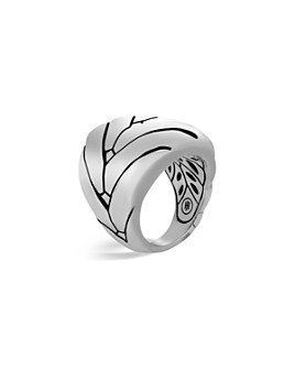 JOHN HARDY - Sterling Silver Modern Chain Large Ring