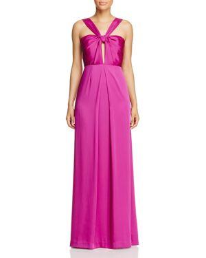 Jill Jill Stuart Knot-Front Gown