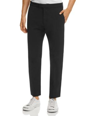 Theory Tech Slim Fit Ankle Pants