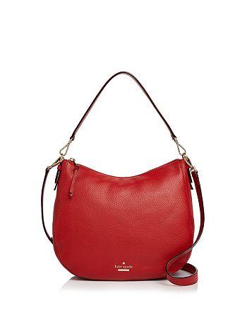 kate spade new york - Jackson Street Mylie Leather Shoulder Bag