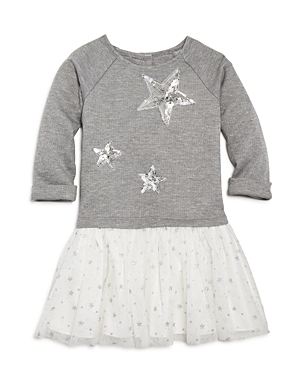 Pippa  Julie Girls Sequined Star Tutu Dress  Little Kid