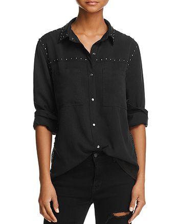 Rails - Beau Studded Shirt - 100% Exclusive