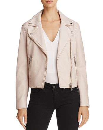 Pistola - Isabel Faux Leather Moto Jacket