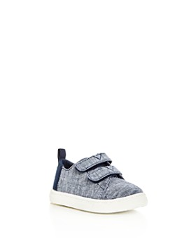 TOMS - Boys' Lenny Chambray Double Strap Sneakers - Walker, Toddler