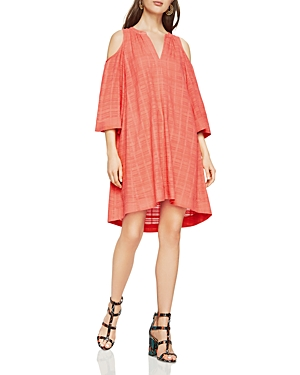 Bcbgmaxazria Regan Cold-Shoulder Dress