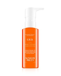 SUNDAY RILEY - C.E.O. C + E Micro-Dissolve Cleansing Oil