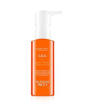 SUNDAY RILEY - C.E.O. C + E Micro-Dissolve Cleansing Oil 3.4 oz.