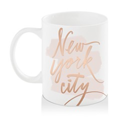 Bloomingdale's - NYC Brush Mug - 100% Exclusive