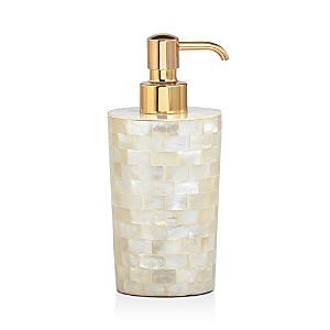 Labrazel White Agate Soap Dispenser