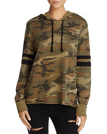 ALTERNATIVE - Day Off Camo Hooded Sweatshirt- 100% Exclusive