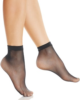 Fogal - Fishnet Ankle Socks