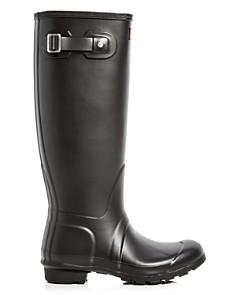 Hunter - Women's Original Tall Matte Boots