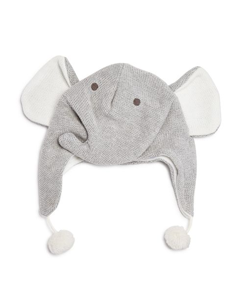 Elegant Baby - Unisex Elephant Aviator Hat - Baby