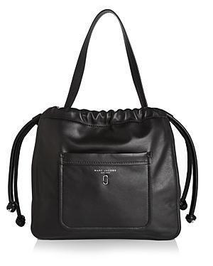 Marc Jacobs Tied Up Leather Shoulder Bag