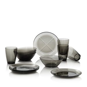 Kosta Boda Bruk 12 Piece Brunch Set
