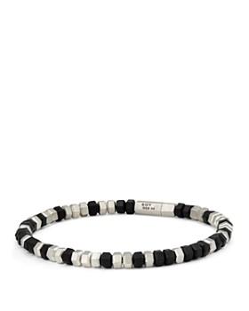 David Yurman - Hex Bead Bracelet
