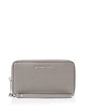 MICHAEL Michael Kors - Multi-Function Flat Large Smartphone Wristlet