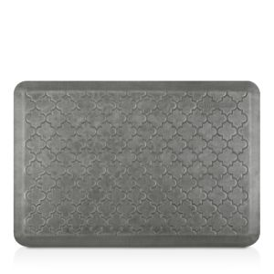 WellnessMats Estates Silver Leaf Trellis Mat