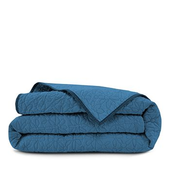 bluebellgray - Fern Coverlet, King