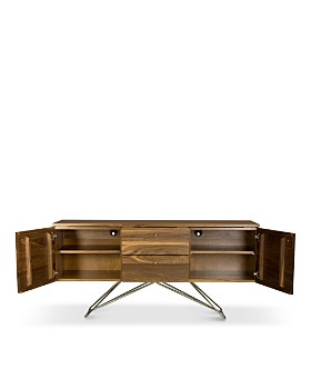 """Bloomingdale's Artisan Collection - Oslo 57"""" Media Console - 100% Exclusive"""