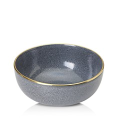 Michael Wainwright Panthera Blue and Gold Serving Bowl - 100% Exclusive - Bloomingdale's Registry_0