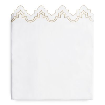 Soraya Flat Sheet, Full/Queen