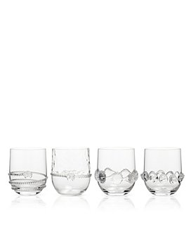 Juliska - Heritage Collectors Tumbler, Set of 4