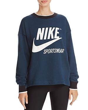 Nike Archive Logo Sweatshirt at Bloomingdale's