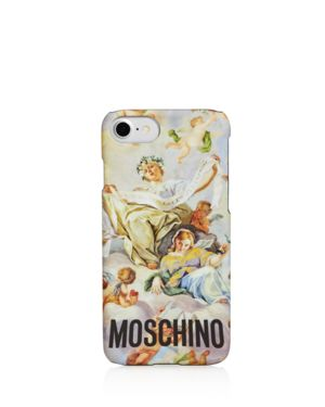Moschino Italian Print iPhone 7 Case