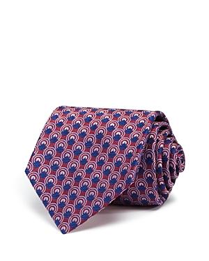 Turnbull & Asser Swirl Diamond Classic Tie