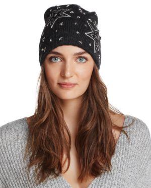 Regina Double Star Wool Hat