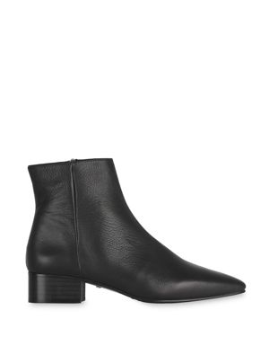 WOMEN'S BERWICK LEATHER POINTED TOE BOOTIES from Bloomingdale's
