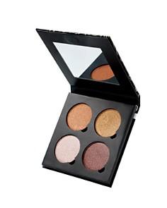 SUVA Beauty - 4-Shade Hussle Eye Shadow Palette