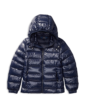 Ralph Lauren Childrenswear Girls Down Jacket  Big Kid