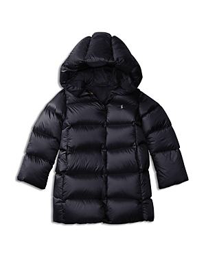 Ralph Lauren Childrenswear Girls Long Down Coat  Little Kid