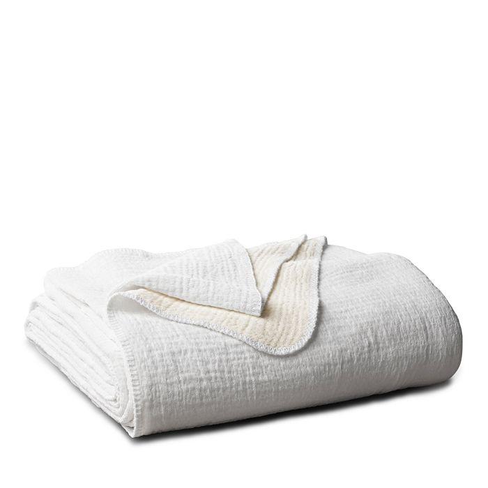 Coyuchi - Organic Cotton Cozy Blanket, Full/Queen