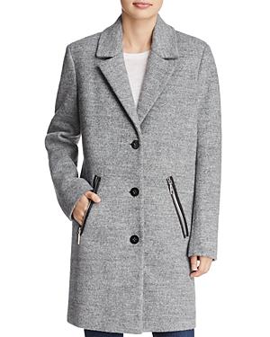 Calvin Klein Boucle Coat