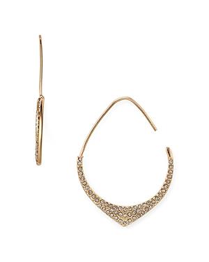 Rebecca Minkoff Alex Hoop Earrings