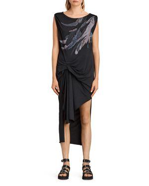 Allsaints Riviera Flight Dress