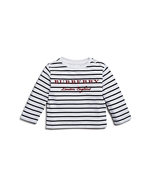 427d035989 Burberry Girls' Peggy Striped Tee - Baby