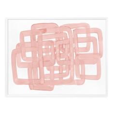Wendover Art Group Pink Spaces II Wall Art - Bloomingdale's_0