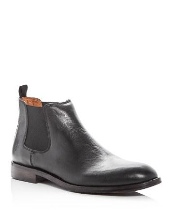 $Frye Men's Sam Leather Chelsea Boots - Bloomingdale's