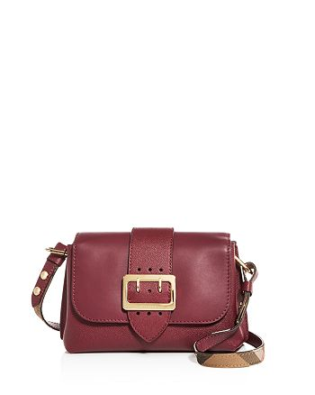 aca503a1b792 Burberry - Buckle Small Leather Crossbody